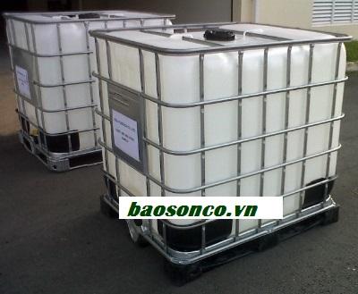 Tank nhựa IBC 1000L đã qua sử dụng