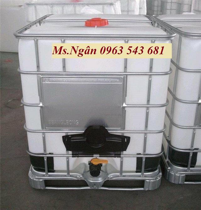Thùng nhựa IBC 1000L