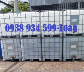 Tank nhựa ibc 1000 lít
