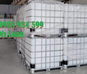 Tank IBC nhựa 1000 lít