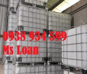 Tank ibc 1000 lít