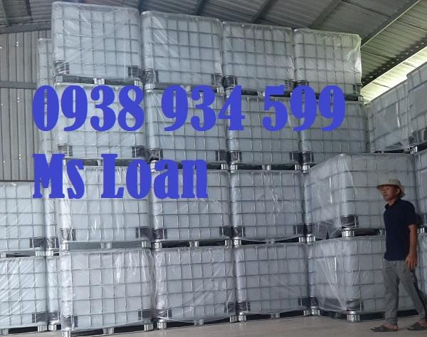 Tank 1000 lít mới giá rẻ nhất tại Miền Nam