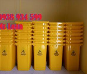 Thùng chứa bao thuốc Bảo vệ thực vật sau sử dụng